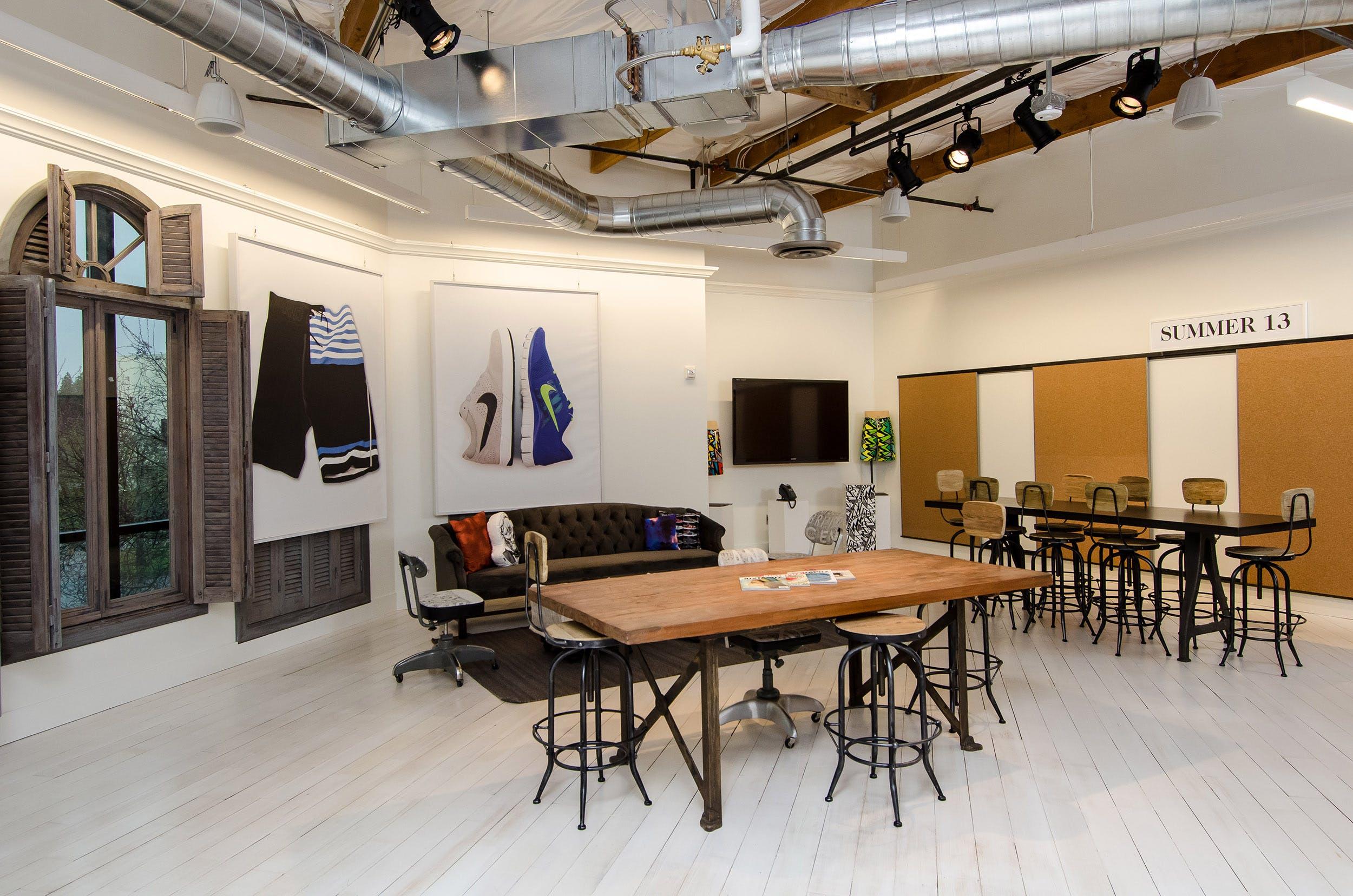 Nike World Headquarters Action Sports Office Orangewallstudios Architecture Planning