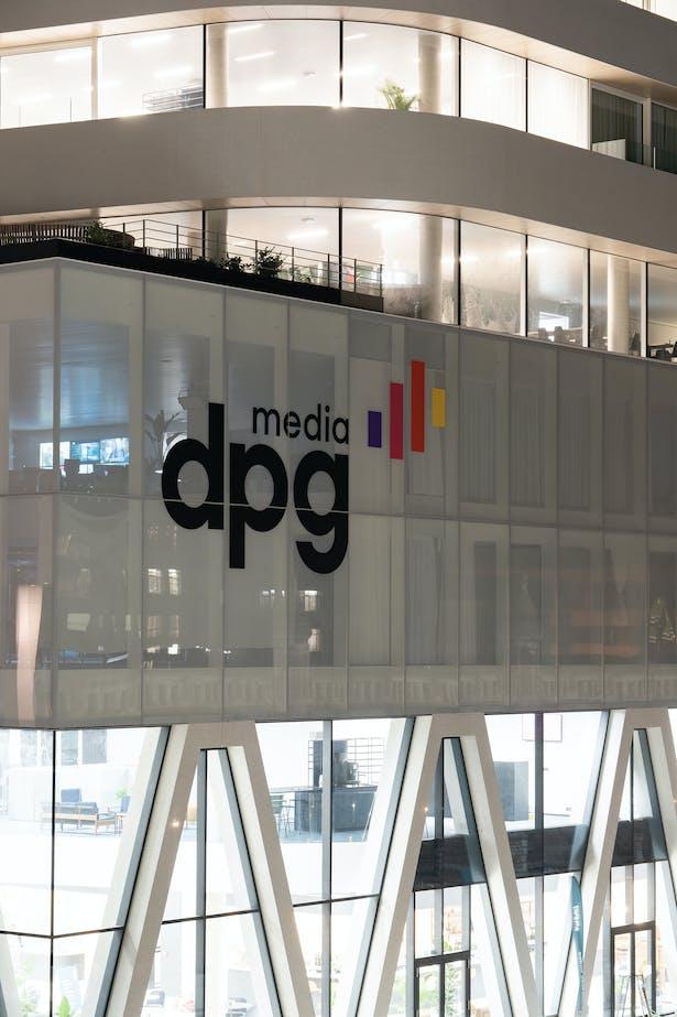 HQ DPG MEDIA by Binst Architects. ©