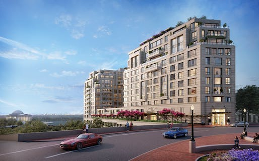1331 is Republic Properties Corporation's newest ultra-luxury residential building
