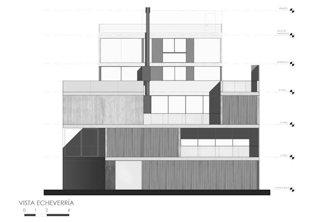 Urban Style 2 - Echeverría view - close