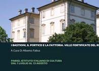 Les bastions, les loges et la ferme. Exhibition in Paris, rue de Grenelle,