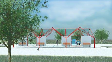 Bus Stop Pavilion