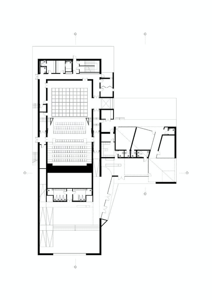 Level 0. Image: Future Architecture Thinking via João Morgado