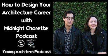 Yay! we were interviewed by the Young Architect Podcast!