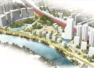 Beichen Residential and Commercial Masterplan
