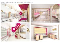 Birchbox - New Beauty Store Concept