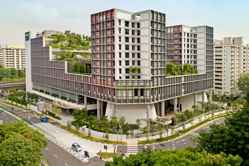 World Building of the Year Winner: Kampung Admiralty in Singapore by WOHA Architects Image credit: Patrick Bingham-Hall, Darren Soh, Lim Weixiang