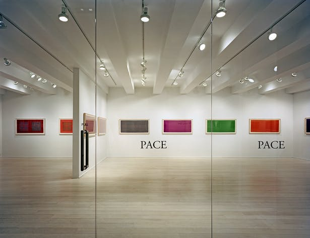 Pace Prints consisted of the conversion of an existing light-industrial use of a Class A Exhibition/Gallery Space.