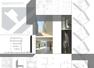 Urban Infill for Furniture Showroom