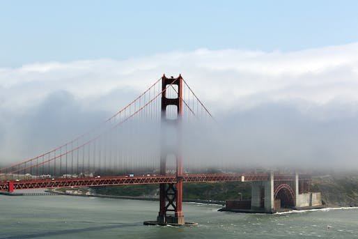 Golden Gate Bridge. Image courtesy of Pexels, CC0.