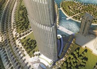 Dubai Tower 111--Responding to the Urban Context