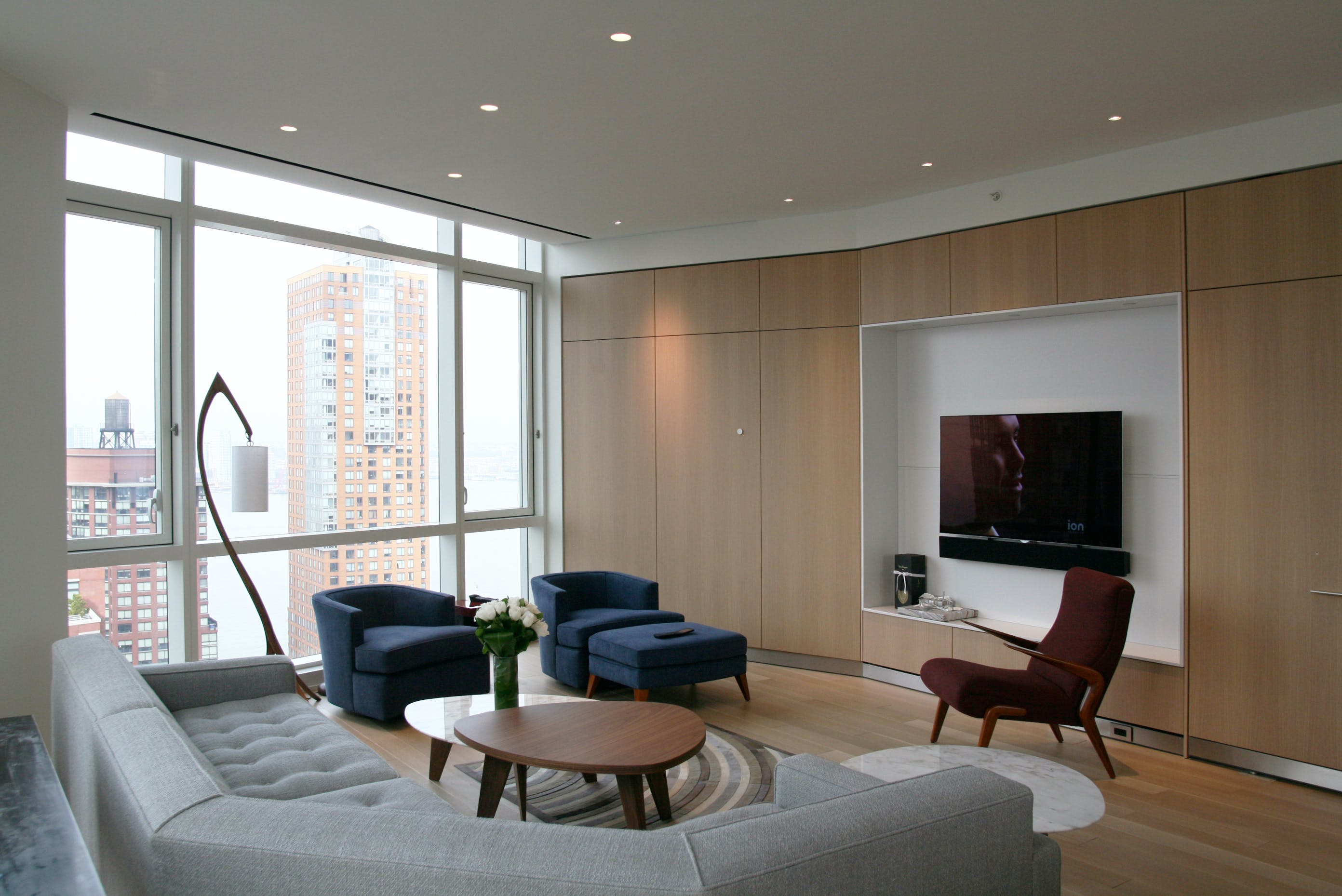 High End Apartment Renovation Tribeca Penthouse John