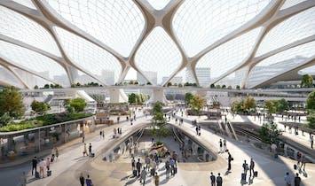 New European hyperloop proposed running from Amsterdam to Frankfurt