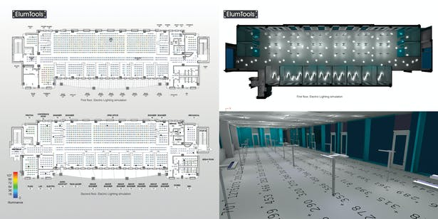 Lighting Design and Simulation by Nastaran Shishegar