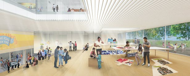 Make the Road New York (TEN Arquitectos/Enrique Norten with ASA/Andrea Steele)