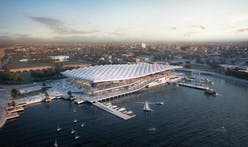 Sydney's famous fish market reveals new design by Danish firm 3XN