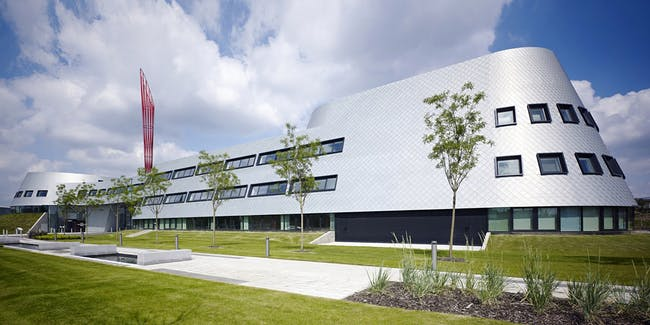 The University of Nottingham - Jubilee Campus extension in Nottingham, UK by Make Architects