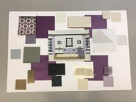 Paint Matching Room Scheme Project
