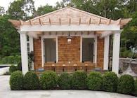 Hamptons Poolhouse
