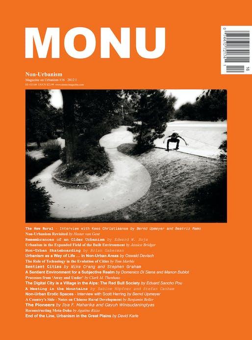 Cover of MONU #16