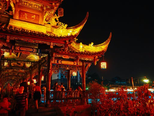 "If things go according to Chengdu officials' claims, over 14 million city residents will soon have to say good-bye to dark night skies. Photo: Nick Turner/<a href=""https://www.flickr.com/photos/nickajturner/20255993956/in/photostream/"">Flickr</a>."