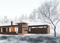 RDD House - 3d renderings