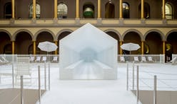 Snarkitecture's interactive 'Fun House' opens at the National Building Museum