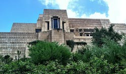 Frank Lloyd Wright's Mayan Revival-style Ennis House on sale for $23 million