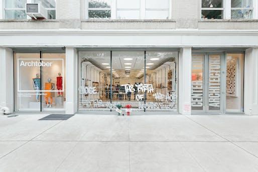 New York Center for Architecture. Image: Erik Bardin