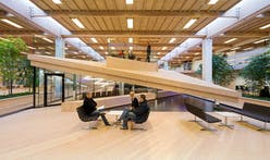 Inauguration of schmidt hammer lassen's IBC Innovation Factory