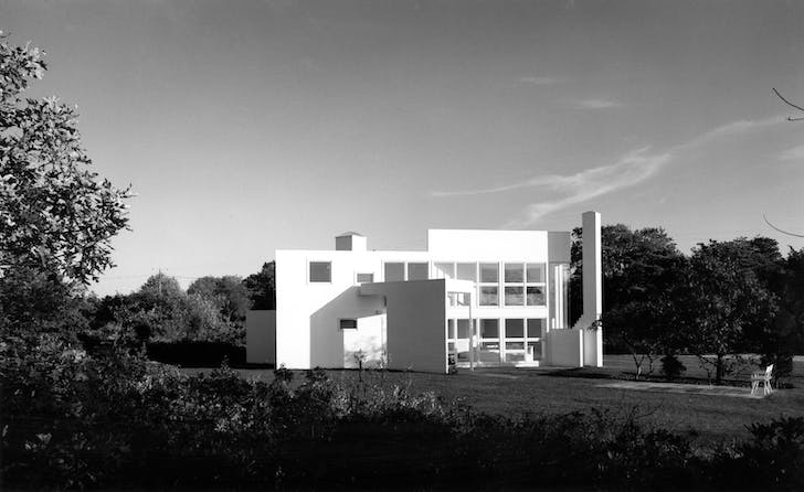 Credit: Ezra Stoller/ESTO via Richard Meier Architects