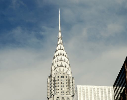 "The Chrysler Building reportedly just sold for a hefty 80-percent discount. Photo: Michael McDonough/<a href=""https://www.flickr.com/photos/mikemcd/427586173/in/photostream/"">Flickr</a>"