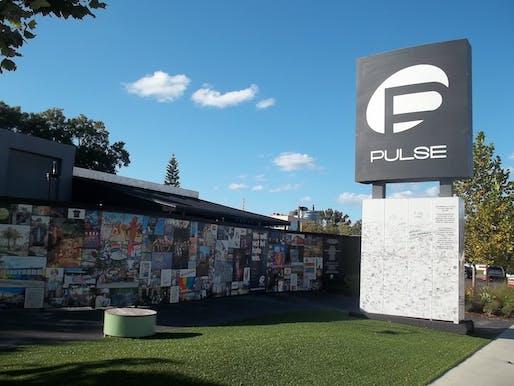 The Pulse Nightclub site in 2019. Image: Wikimedia Commons user Ebyabe.