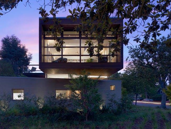 Palo Alto Residence designed by CCS Architecture. Photo: Joe Fletcher Photography.