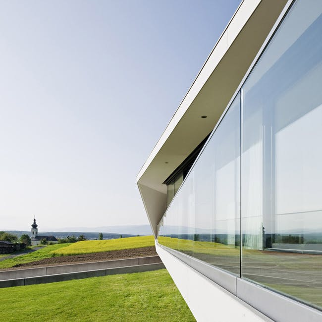 L-House in Burgenland, Austria by Architects Collective (Photo: Hertha Hurnaus)