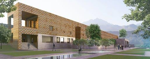 Bamiyan Cultural Centre