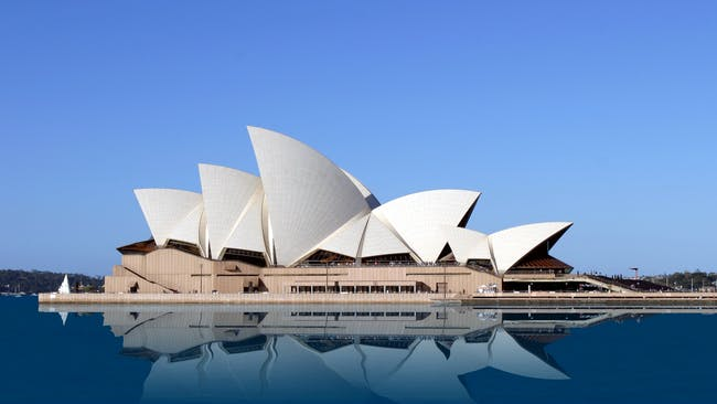 The Opera House in question.