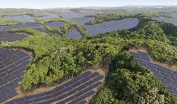 Turning Japan's golfing greens into solar farms