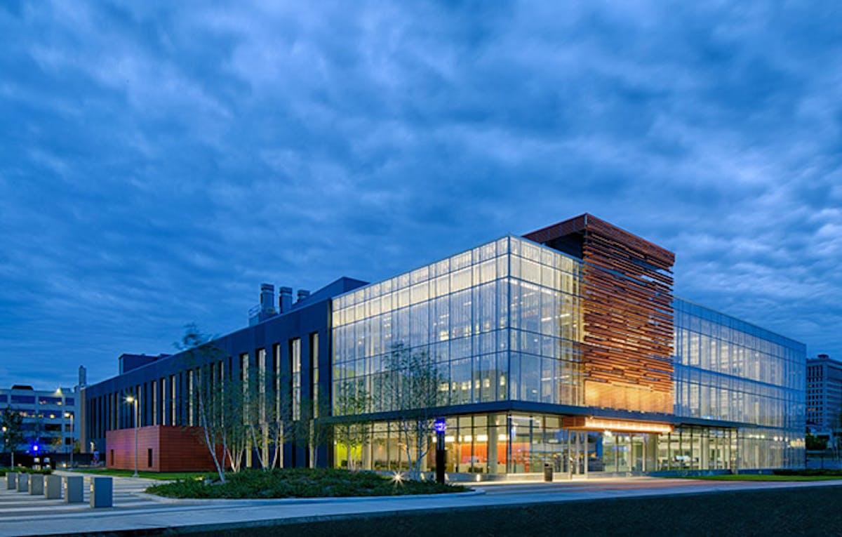 Wayne State University - The Integrative Biosciences ...