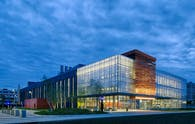Wayne State University - The Integrative Biosciences Center (IBio)