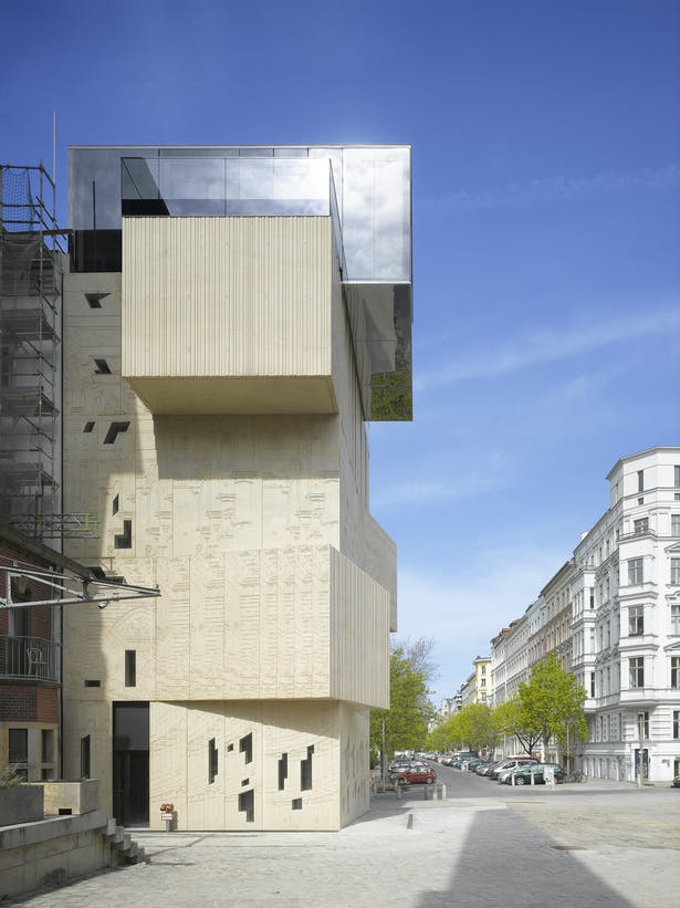 Museum For Architectural Drawing Berlin Tchoban Voss