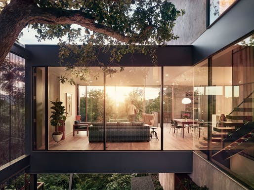South 5th Residence, Austin, Texas | Alterstudio Architecture. Photo: Casey Dunn.