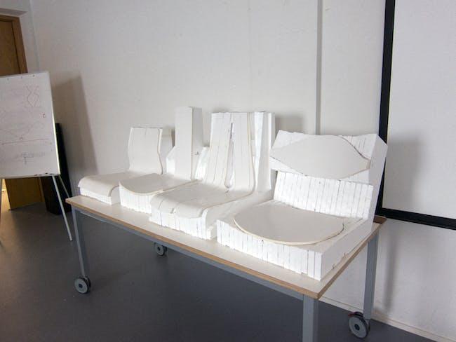 All 4 Finnish Bent Plywood Chairs (Kari 3 by Kari Asikainen for P.O. Korhonen, 1982. Petteri Chair by Olavi Hänninen, 1958. Split Chair by Risto Halme for Asko, 1960.Bird Chair by Yrjö Wiherheimo/Pekka Kojo, 1993.)