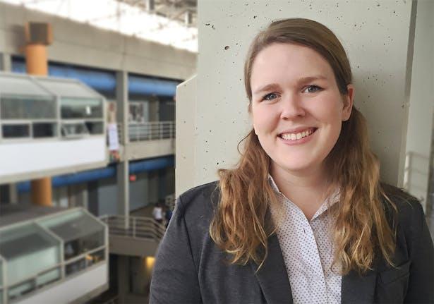 University of Tennessee Interior Design Student Erin Collins