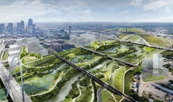 MVVA-designed Dallas Trinity River Park to become America's largest urban nature park