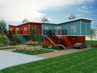 PVAMsterdam College Housing (Concept)