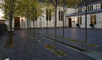 ShowCase: Westminster Presbyterian Church: Urban Columbarium and Courtyards