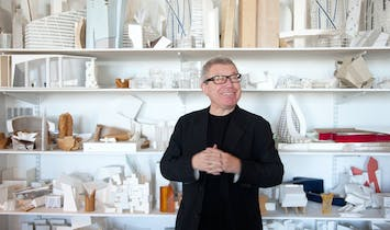 """""""Architecture is a field of repression"""": Daniel Libeskind on childhood memories, trauma, and architecture"""
