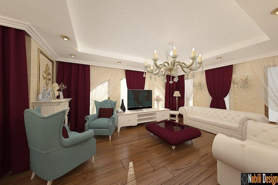 Interior design ideas with classic posh furniture nobili for Case interior design