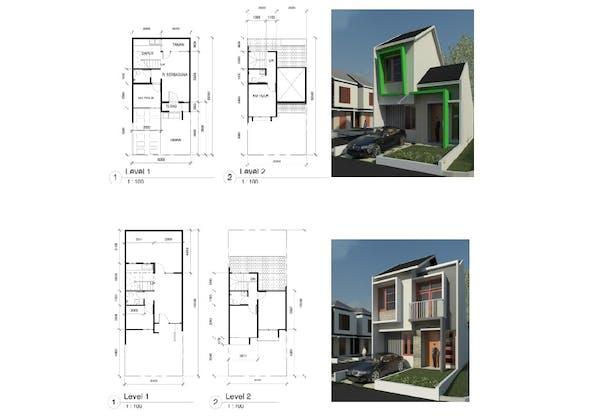 Astounding Gate Community Houses Projects Herbayu Tjokroprajitno Download Free Architecture Designs Scobabritishbridgeorg